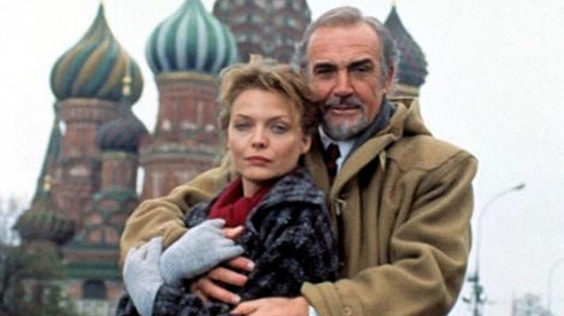 Западные знаменитости в советском кино