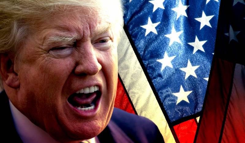 Трамп рвет и мечет: Его обманули