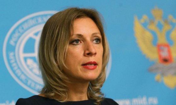 Захарова прокомментировала заявление Джонсона о сравнение ЧМ-2018 в России с Олимпиадой-1936 в Германии