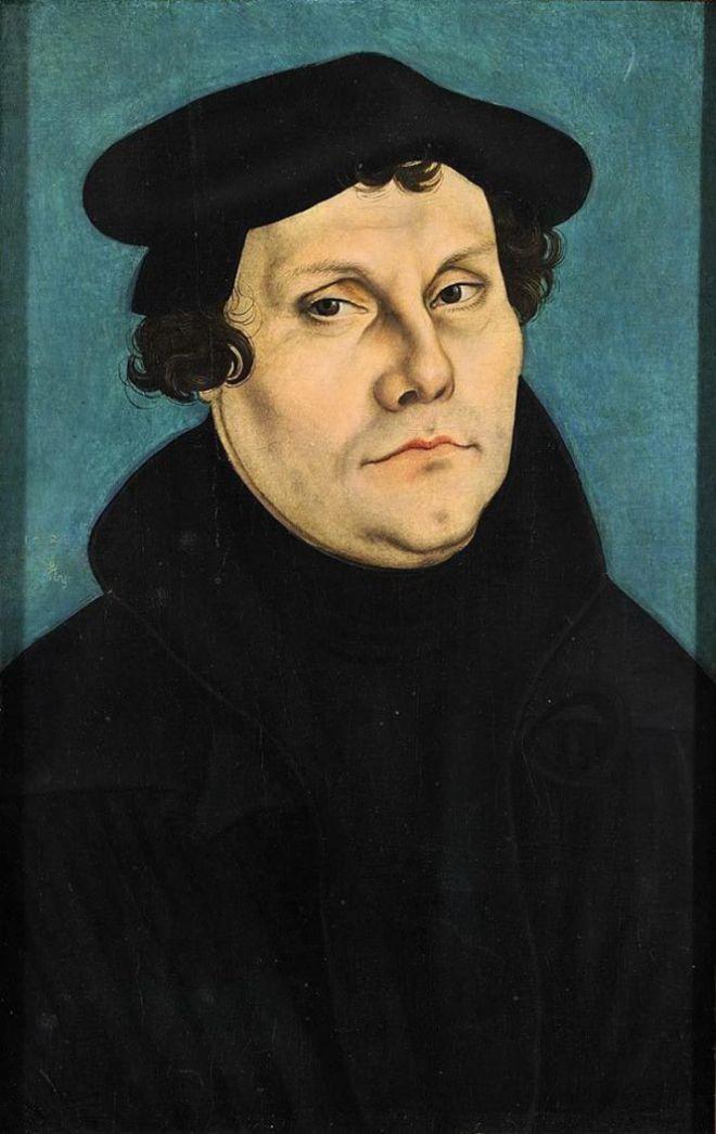 Человек времен реформации