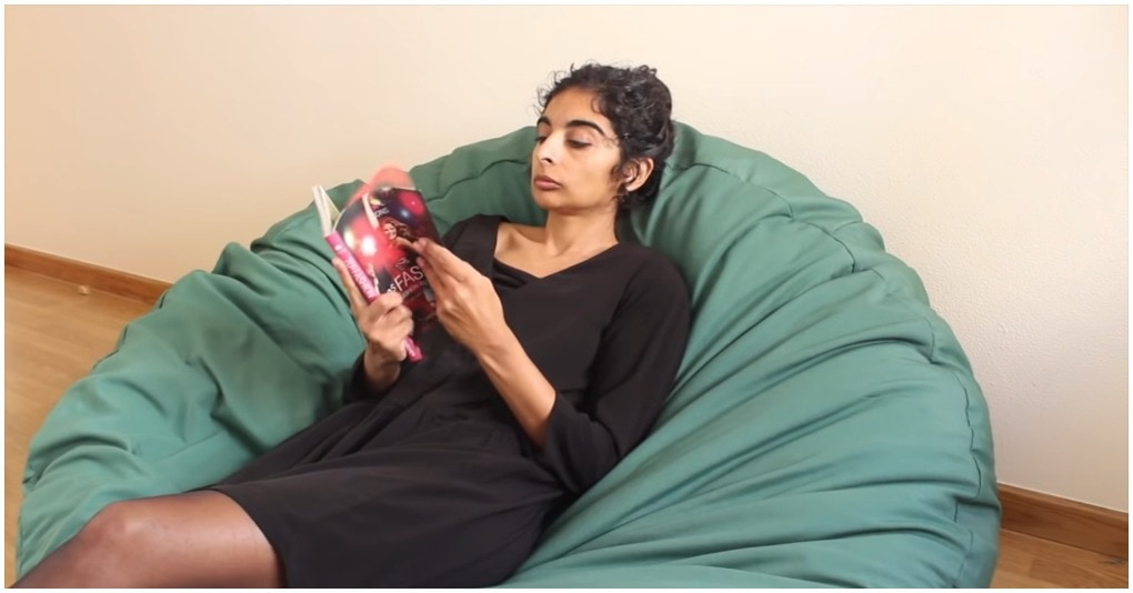 Невероятно удобное кресло-подушка: легко шить – приятно отдыхать