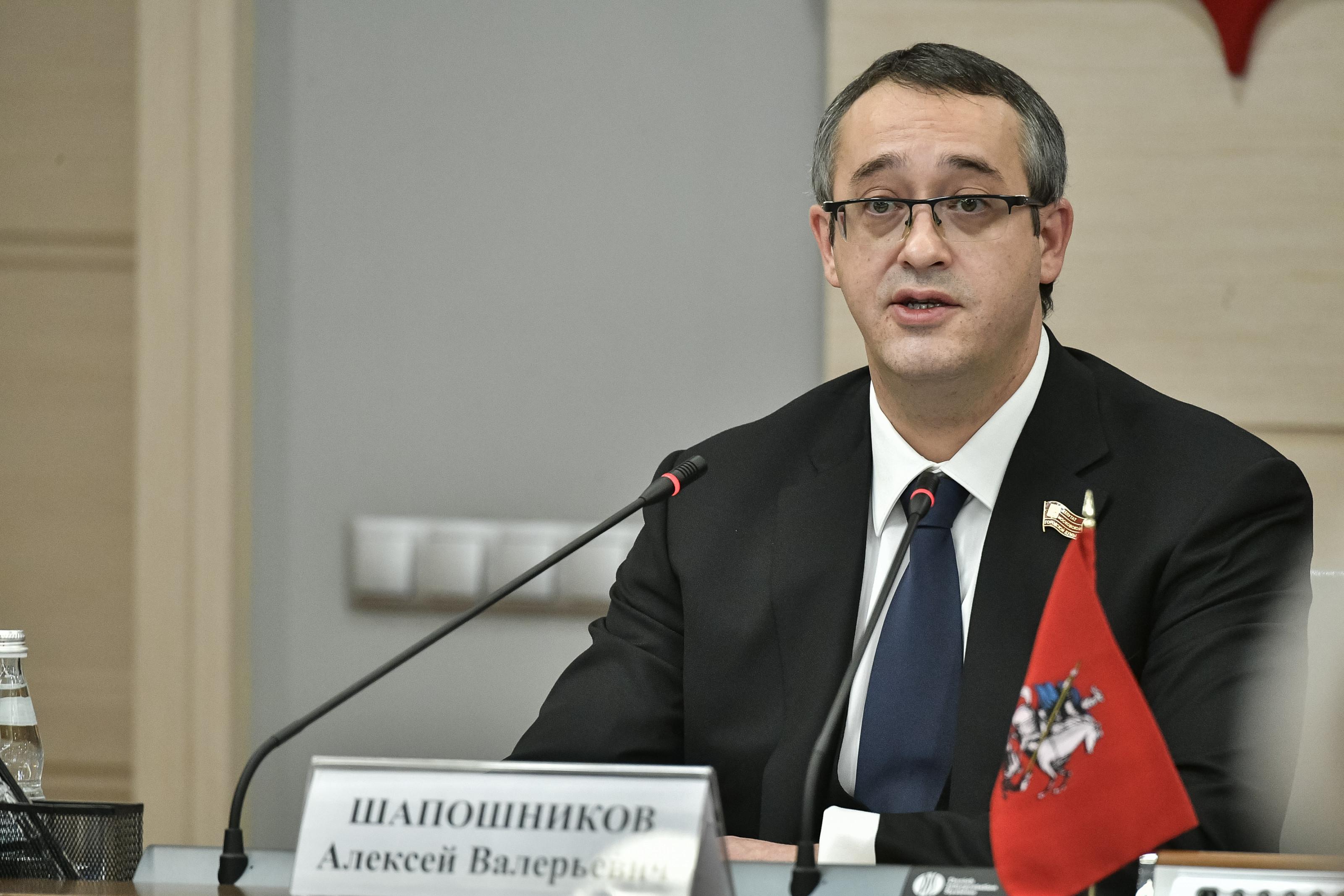 Спикер Мосгордумы Алексей Шапошников заработал в 2019 году почти 2 млрд рублей