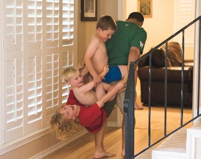 Мама фотограф показала, как это — воспитывать трёх сыновей