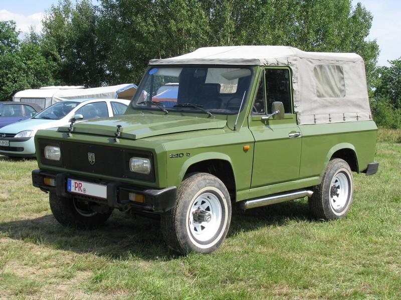 10 автомобилей из Румынии: на чем ездил Дракула