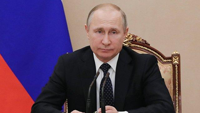 Путин рассказал, почему помог уехать Собчаку из России