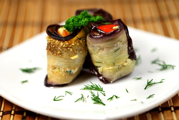 5 необычных блюд из баклажанов кулинария,кухонька,рецепты