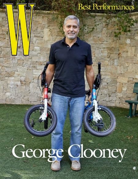 """Джордж Клуни рассказал, как учит близнецов разыгрывать их мать Амаль Клуни: """"Это ужасно"""" Звезды,Интервью"""