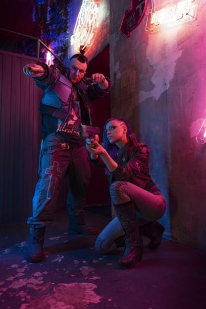 Косплей — специальный выпуск: Cyberpunk 2077 cyberpunk 2077,Игры,косплей
