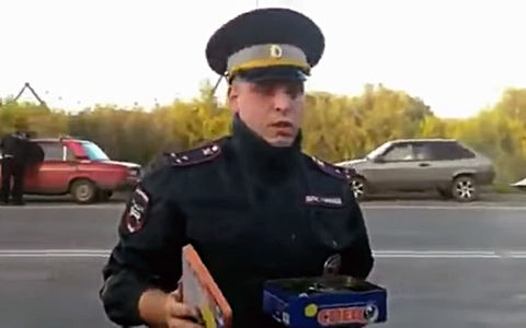 Смелая операция ДПС: у вас шуруповерт без документов!