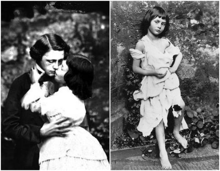 Тайная любовь Льюиса Кэрролла, или реальная история «Алисы в Стране чудес»