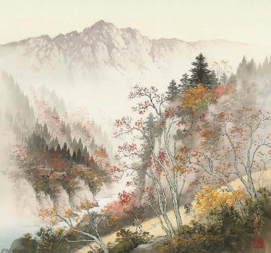 художник Коукеи Кодзима (Koukei Kojima) картины – 21
