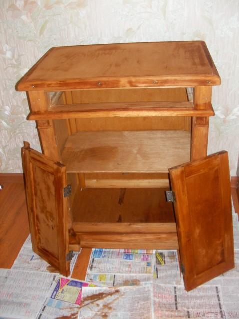 Реставрация и ремонт мебели своими руками домашний очаг,мебель,переделка,рукоделие,своими руками,умелые руки