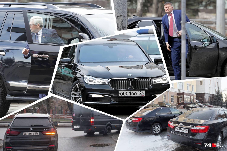Бунт в правительственном гараже: водители чиновников Челябинской области пожаловались на зарплаты