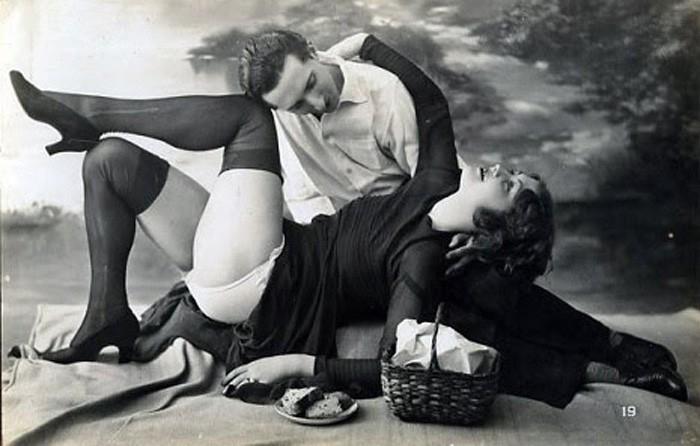 Эротика первой половины ХХ века: жанр фотографии, о котором не принято рассказывать