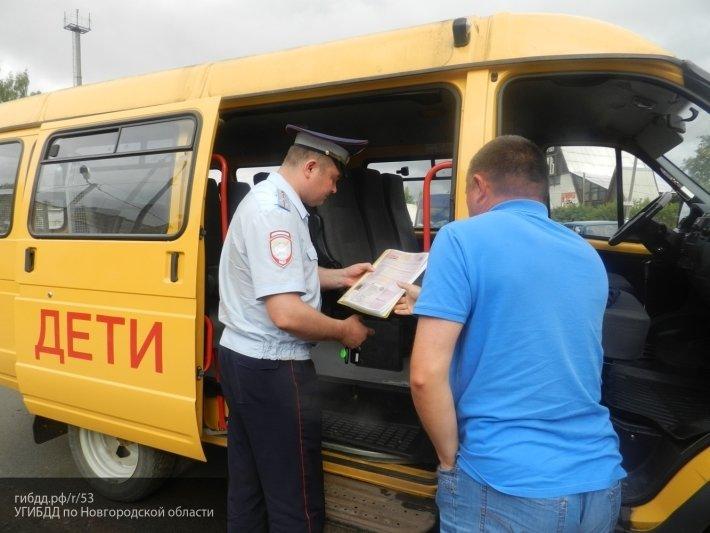 В дверях автобуса в Мурманске зажало малолетнюю девочку