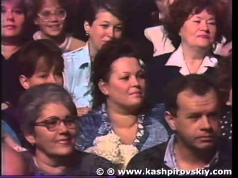 Второй сеанс  А. Кашпировского (полностью) 1989 г.