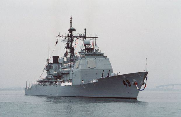 Как американцы уничтожили иранский лайнер