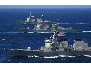 В драке за корабли: министр обороны США против Конгресса геополитика