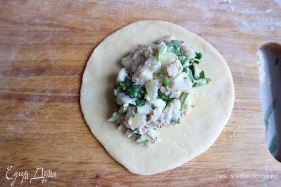 Расстегаи с рыбой еда,пища,рецепты, выпечка