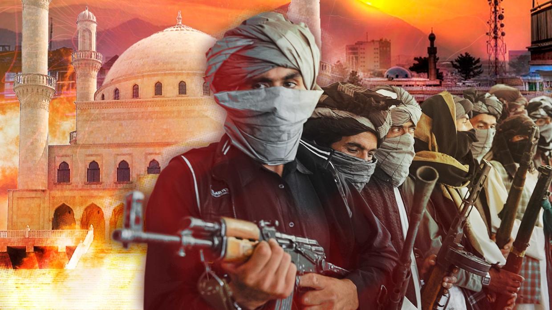 Талибан отчитался об уничтожении боевиков ИГИЛ в Кабуле Происшествия