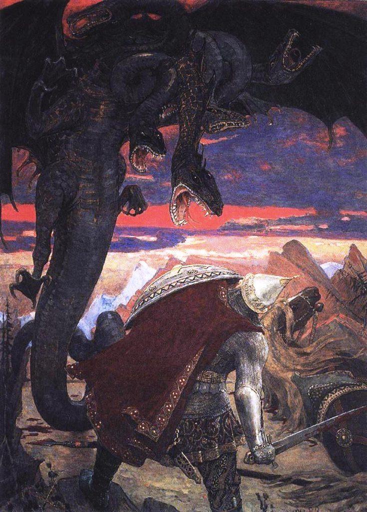 Самые опасные существа из славянской мифологии 14
