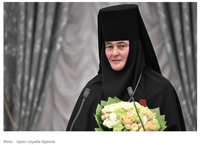 Настоятельница столичного монастыря купила Mercedes-Benz S-класса почти за ₽10 млн