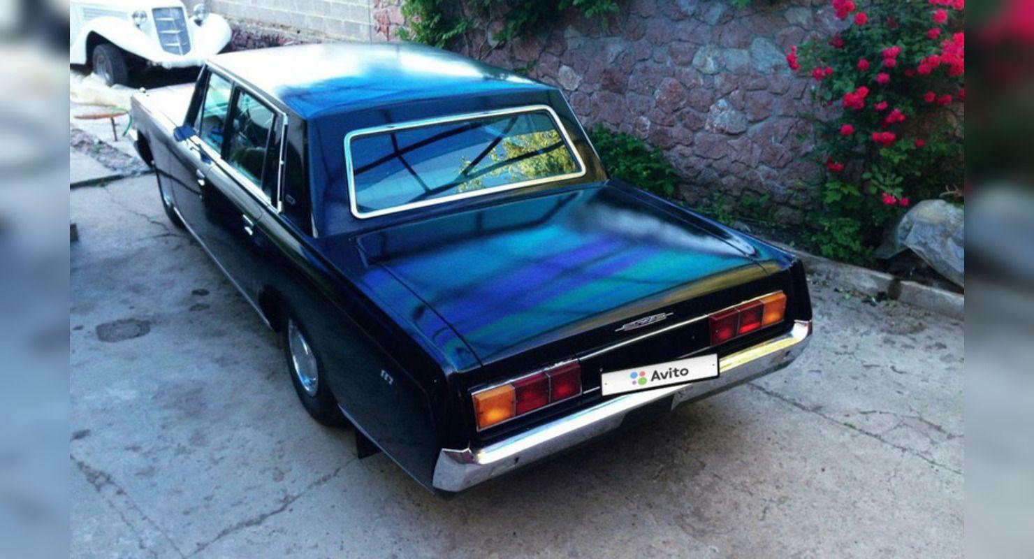 Продается особенный ЗИЛ-117 за 40 000 000 рублей Автомобили