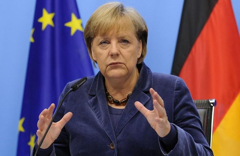 Меркель подписала план отказ…