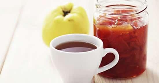 Чай из айвы чистит печень и желудок на клеточном уровне!
