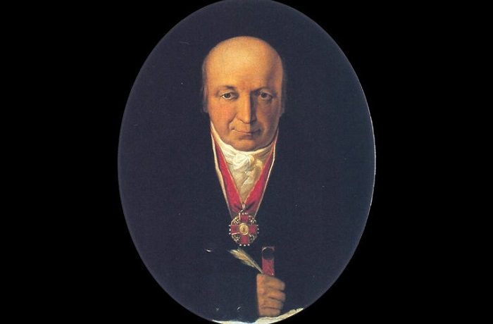 Александр Андреевич Баранов - главный правитель русских поселений в Северной Америке с 1790 по 1818 гг