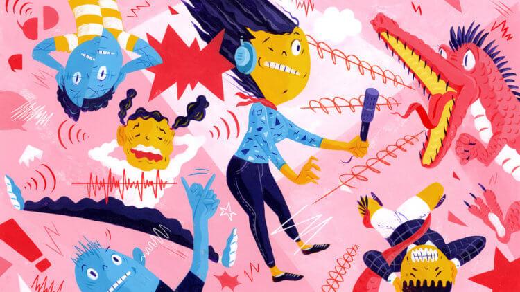 Почему большинству людей не нравится собственный голос в записи? биология,звук,исследования,наука