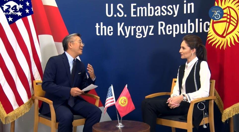 Под предлогом борьбы с криминалом США вмешиваются во внутренние дела Кыргызстана