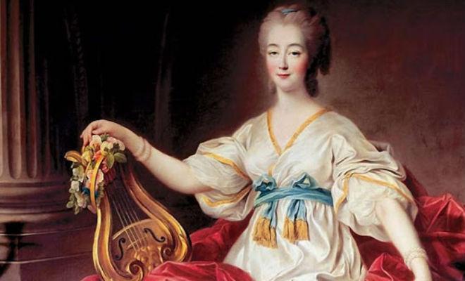 Фаворитки королей: смотрим как выглядели женщины, которые влияли на историю Франции Культура
