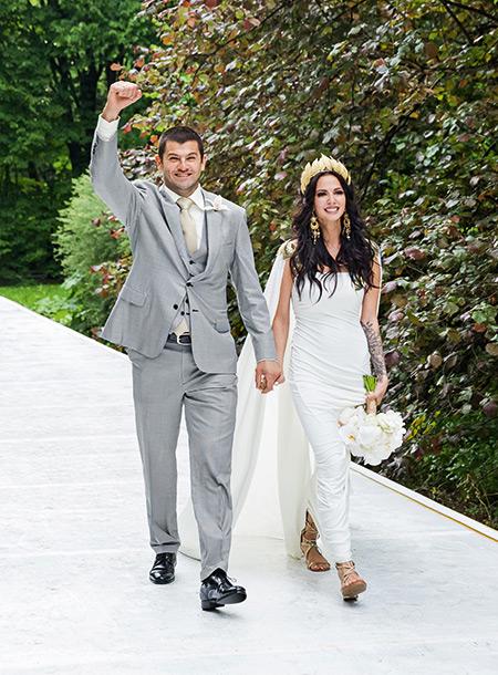 Хоккеист Александр Радулов и его девушка Анна Бокий стали родителями Дети,Дети знаменитостей