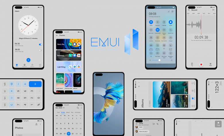 Эти смартфоны Huawei и Honor могут не получить EMUI 11