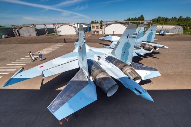 Не под силу даже Китаю: двигатели российских Су-35 и Су-57 невозможно скопировать