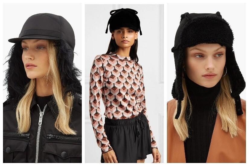 Самые модные шапки идругие головные уборы сезона осень-зима 2019-2020: 5 трендов