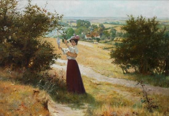 художник Leopold Franz Kowalski (Леопольд Франц Ковальский) картины – 09