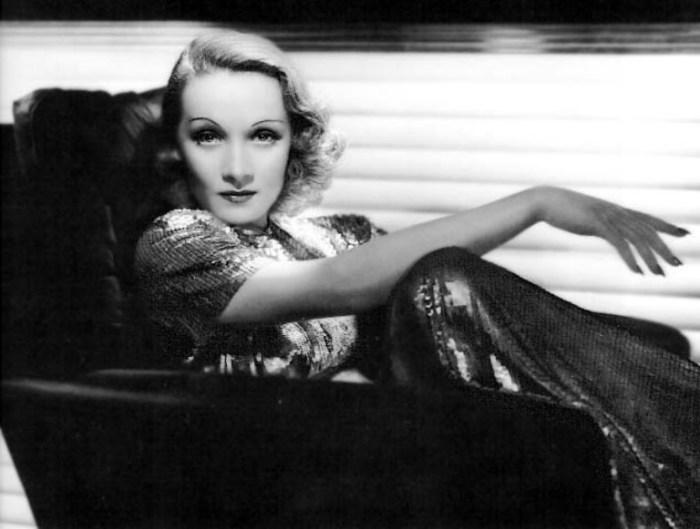 Марлен Дитрих (Marlene Dietrich). Автор фото: George Hurell.