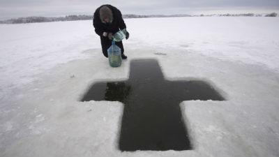 Вместо крещенских морозов, москвичей ожидает теплая погода