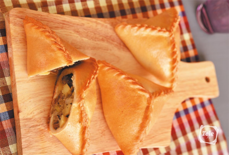 Краткий курс татарской кухни