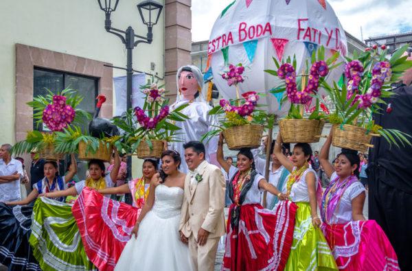 Удивительные свадебные традиции разных стран