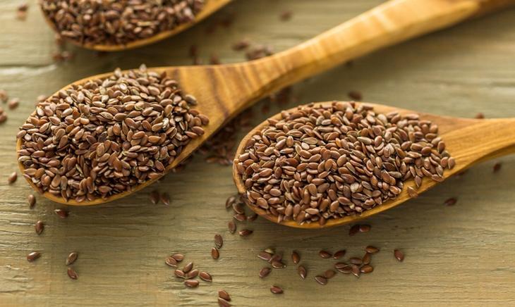 Семя льна – продукт, помогающий улучшить кровообращение
