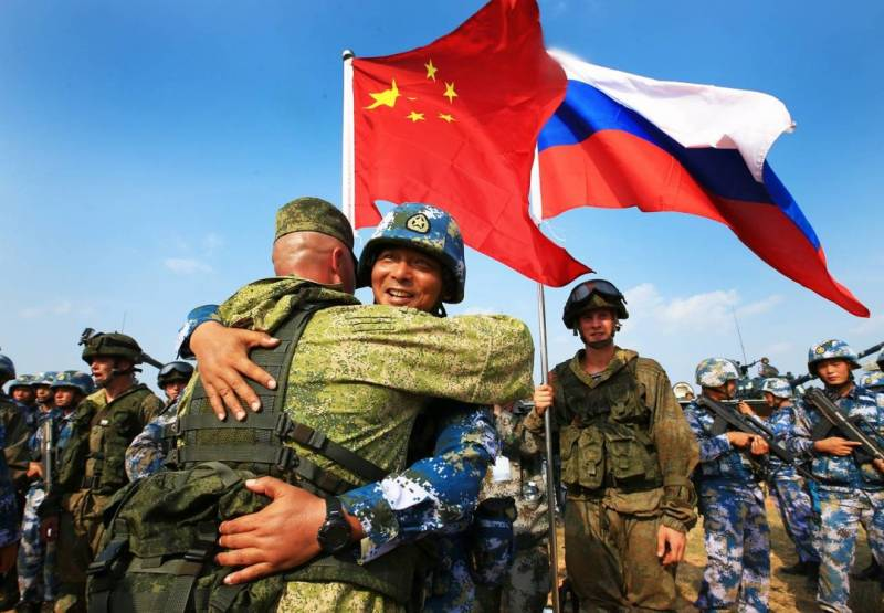 Новая военная доктрина Поднебесной. Важнейшее место в ней занимает Россия