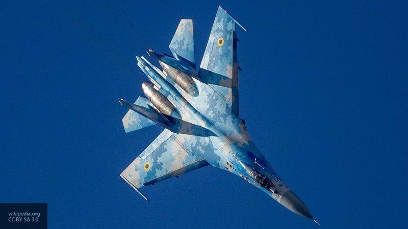 Украина подтвердила гибель американского военного при крушении самолета Су-27