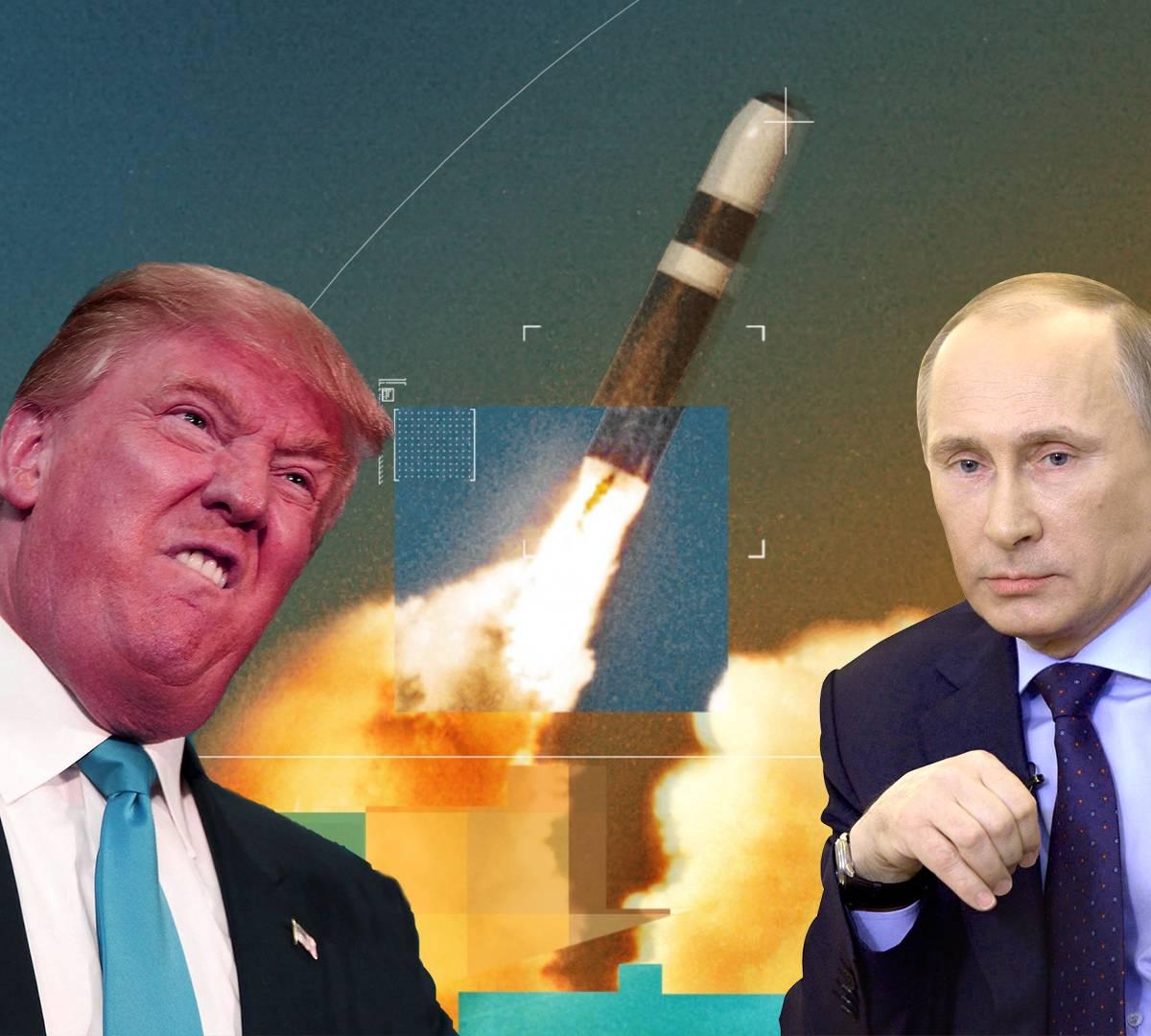 Хохлов с поляками не жалко: почему США выходит из договора РСМД