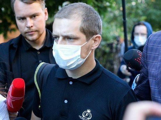 Сын Сергея Захарова назвал условие, при котором готов простить Ефремова