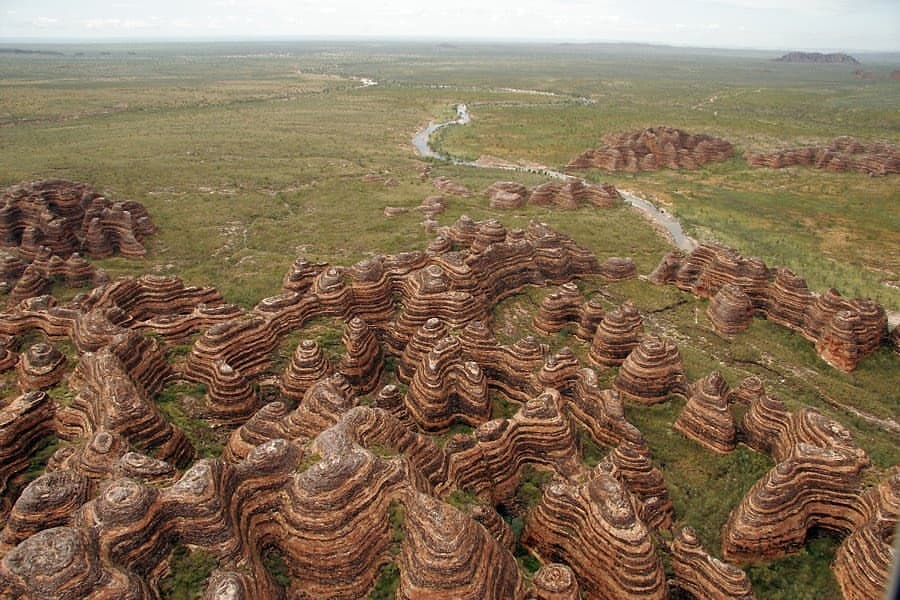 Самые удивительные горы в Австралии