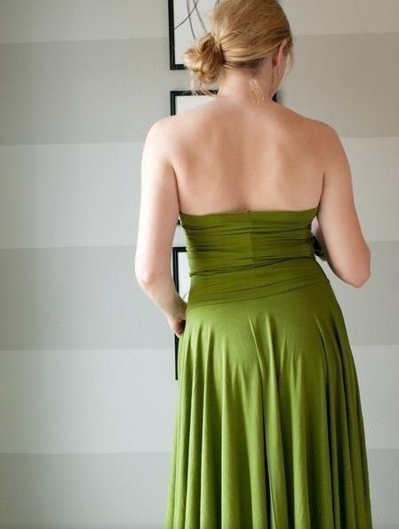 Платье-трансформер женские хобби