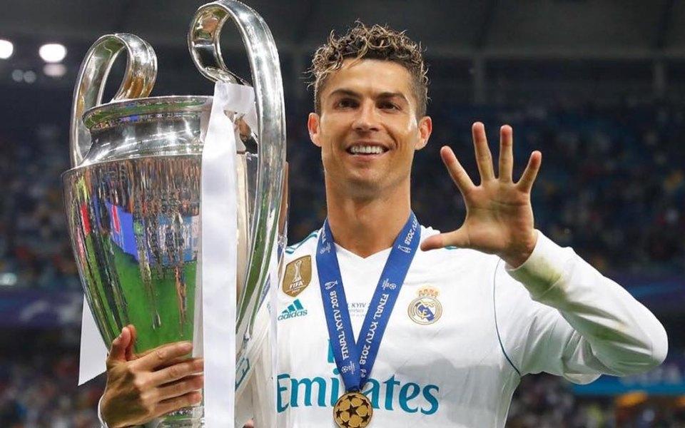 Роналду стал в Instagram самой популярной знаменитостью
